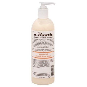 Booth's c. Booth Firming Body Lotion - Apricot - 15 oz