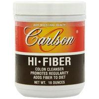 Carlson Labs Hi-Fiber Colon Cleanser, 18 Ounces