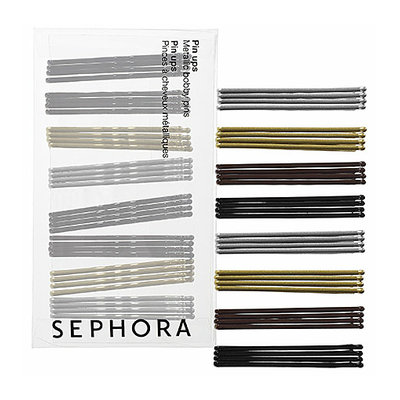 SEPHORA COLLECTION Pin-Ups Bobby Pins Metallic