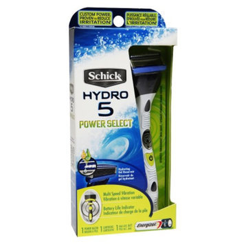 Schick Hydro 5 Power Select Razor