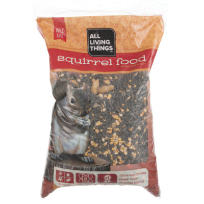 All Living ThingsA Squirrel Food