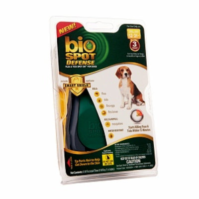 BioSpot Defense Flea & Tick Spot On for Dogs