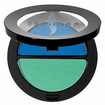 SEPHORA COLLECTION Colorful Duo Eyeshadow 09 Tropical Blue
