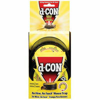 D-Con No View No Touch Slim Pack Mouse Trap