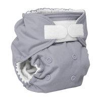 Rumparooz Reusable Cloth Pocket Diaper, Platinum, Aplix