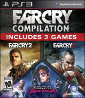 Ubisoft Far Cry Compilation (Playstation 3)