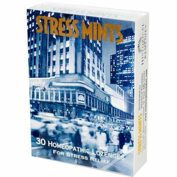Historical Remedies Homeopathic Stress Mints 30 Lozenges Case of 12
