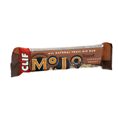 Clif Mojo Dipped Chocolate Peanut Trail Mix Bar