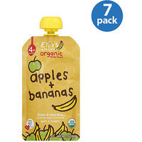 Ella's Kitchen Organic Apples & Bananas Baby Food