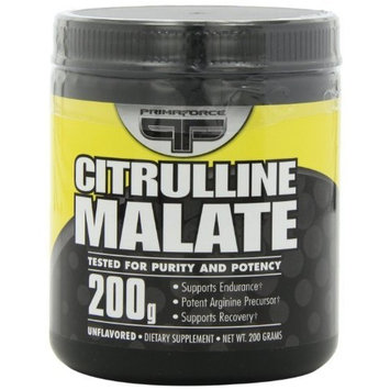PRIMAFORCE Citrulline Malate 200 Grams