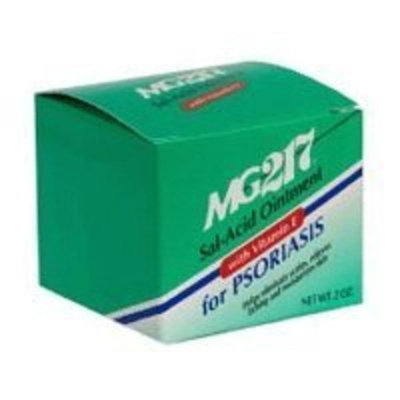 Mg217 Mg 217 sal-acid ointment, for psoriasis with vitamin E - 2 oz