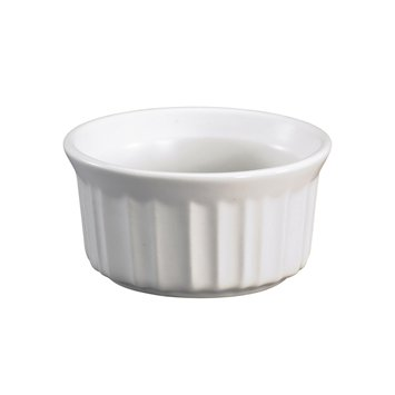 Corningware French White 4 Ounce Ramekin