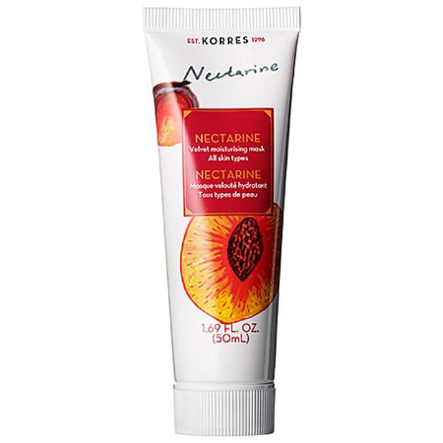 Korres Nectarine Velvet Moisturizing Mask 1.69 oz