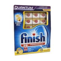 Finish Quantum 45 Ct Lemon Sparkle, Lemon Sparkle, 45 ea