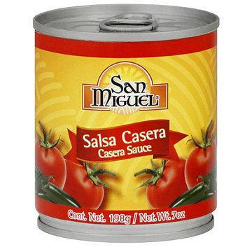 San Miguel Medium Salsa Casera