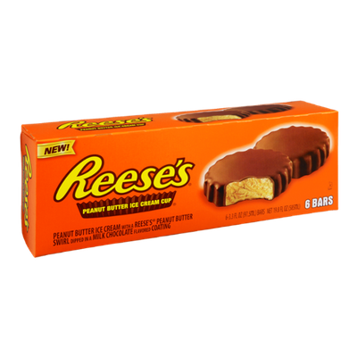 Reeses Peanut Butter Ice Cream Cups