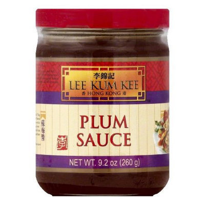 Lee Kum Kee B76710 Lee Kum Kee Plum Sauce -6x9. 2oz