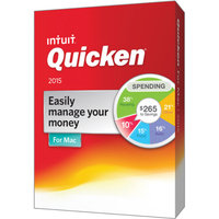 Intuit Quicken 2015 for Mac