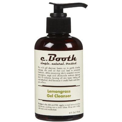 c. Booth Gel Cleanser-Lemongrass-6 oz
