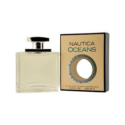 Nautica Oceans Men's Eau De Toilette Spray