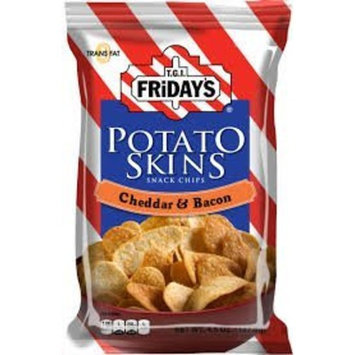 T G I Fridays TGI Fridays Cheddar & Bacon Potato Skins 1.75 Oz. (Pack of 55)