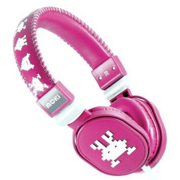 Moki ACCHPPOG Popper Over-the-Ear Headphones - Pink (4MOK00562)