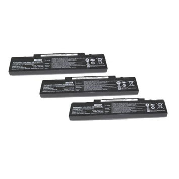 Battery for Samsung AA-PB9MC6B (3-Pack) Laptop Batteries