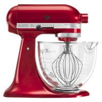 KitchenAid Artisan Designer Series Stand Mixer w/Glass 5-Quart Bowl -