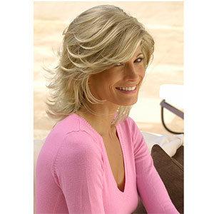 Brush Hairline Tessa Wig