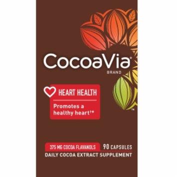 Cocoavia CocoaVia Cocoa Extract 375mg, Capsules, 90 ea