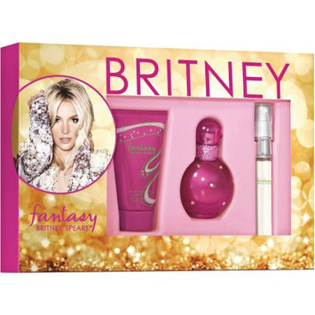 Britney Spears Fantasy Fragrance Gift Set, 3 pc