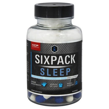 Mike Chang Fitness - Sixpack Sleep - 60 Capsules