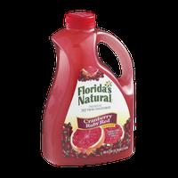 Florida's Natural Premium Brand Juice Cranberry Ruby Red