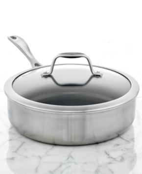Zwilling J.a. Henckels Zwilling J.A. Henckels Spirit 3Qt Stainless Steel Saute Pan w/ Lid