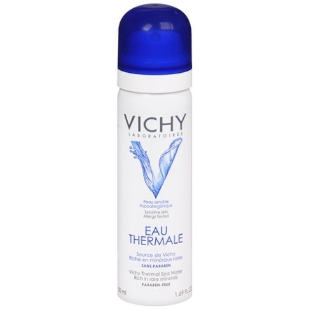 vichy thermal spa water how to use