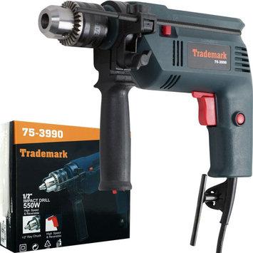 Trademark Commerce Trademark Tools Hammer Drill - .5 Inch Chuck