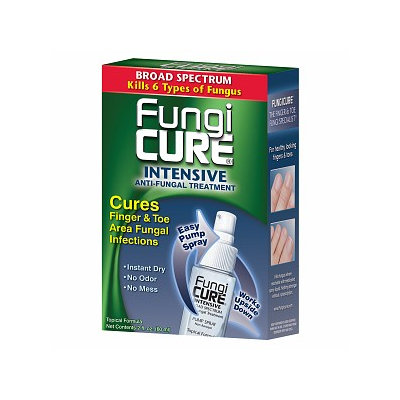 FungiCure Intensive Anti-Fungal Treatment