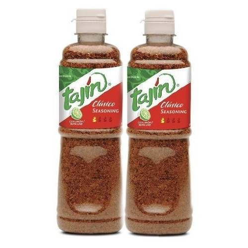 Mexlink Tajin Seasoning, 14 Oz, 2 Pack