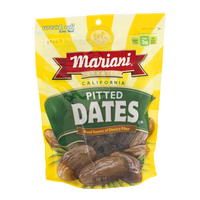 Mariani California Pitted Dates