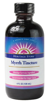 Heritage Products Myrrh Tincture 4 fl oz