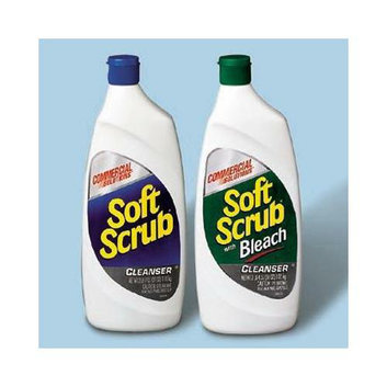 Dial Soft Scrub with Bleach Disinfectant Cleanser