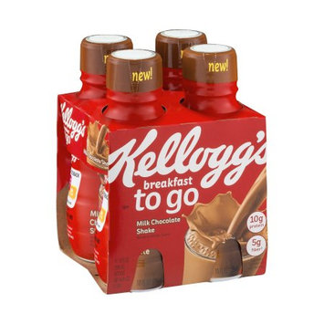 Kellogg's Breakfast Shake to Go-Milk Chocolate, 40 OZ (Pack of 6)