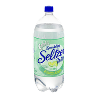 Canfield's Sparkling Seltzer Water Lime