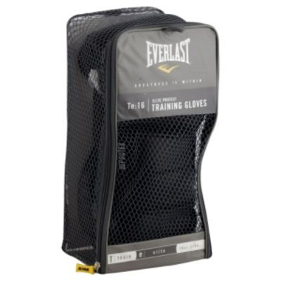 Everlast Training Gloves, Elite Protex2, L/XL, 1 pair