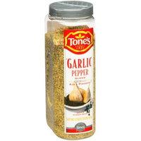 Tones Tone's Garlic Pepper Blend - 22 oz shaker