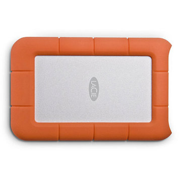 LaCie USB 3.0 1TB Rugged Mini Hard Drive