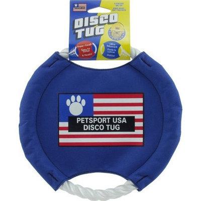Petsport Disco Tug (Colors May Vary)
