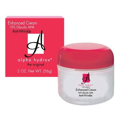 Alpha Hydrox AHA Enhanced  Anti-Wrinkle Creme