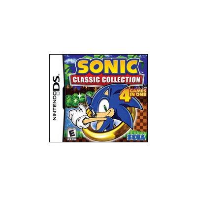 Sega of America Sonic Classic Collection