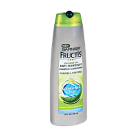 Garnier Fructis Anti-Dandruff Clean & Fresh 2in1 Shampoo+Conditioner